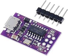 Electronic Module Micro USB Lilliputian AVR ISP ATtiny44 ATTiny45 ATTiny85 USBTinyISP Programmer Module For IDE Bootloader...
