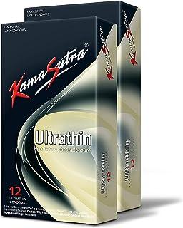 KAMA SUTRA Condom Ultra Thin 12'S