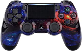 PS4 PRO Rapid Fire Custom MODDED Controller Exclusive Unique Designs - CUH-ZCT2U… (Multiple Designs Available) (Blue Nebula)