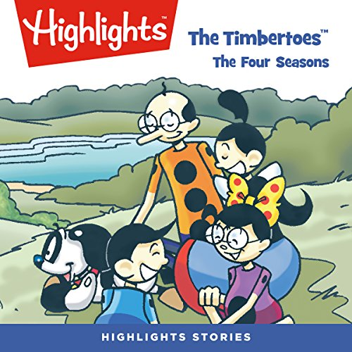 The Timbertoes: The Four Seasons copertina
