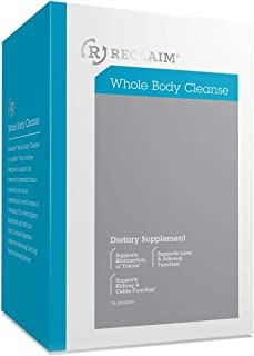 Complete Nutrition Reclaim 7-Day Whole Body Cleanse (14 Packets)