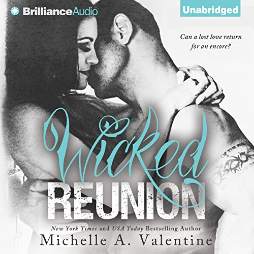 Wicked Reunion audiobook cover art