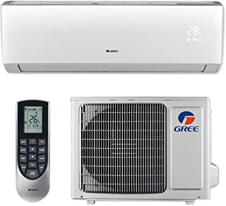 GREE LIVS09HP115V1B - 9,000 BTU 16 SEER LIVO+ Wall Mount Ductless Mini Split Air Conditioner Heat Pump 115V