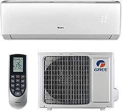 Gree 9,000 BTU 16 SEER LIVO+ Wall Mount Ductless Mini Split Air Conditioner Heat Pump 115V