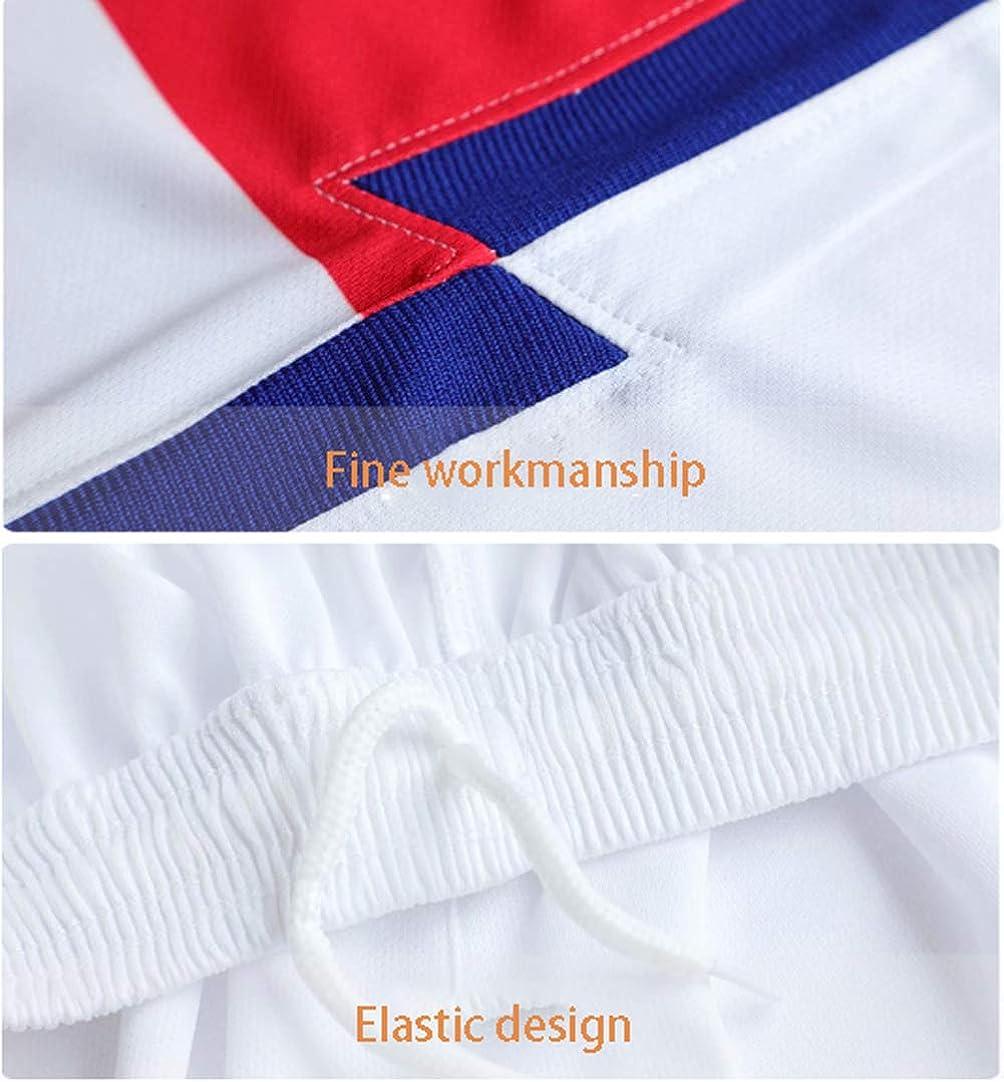 Deportes Camiseta Croacia # 4 Perisic Equipo Personalizado del f/útbol estaci/ón del Desgaste de Neutral y no WWJJE Marca Nueva Etiqueta pantal/ón Corto