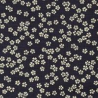 原ウール 生地 カットクロス 和柄 桜 さくら 綿100 日本製