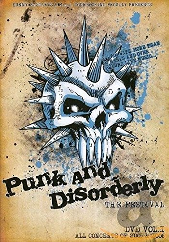 Punk And Disorderly Vol.1 [2 DVDs]