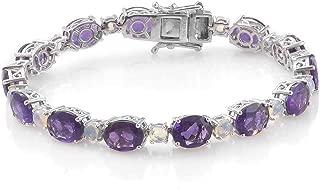 Best amethyst bracelet silver Reviews