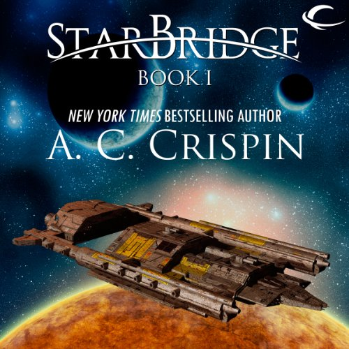 StarBridge audiobook cover art