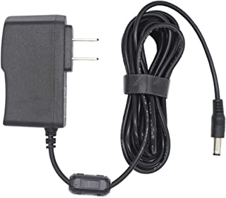 9V AC Adapter Replacement for Casio AD-5 AD-5U AD-5UL AD-5R AD-5MR AD-5GL AD-5MU LK CTK WK CT MT LK-30 LK-40 LK-43 LK-44 LK-50 LK-55 LK-73 LK-210 CTK-615 Casiotone CT-360 CT-615 MT-35 MT-36