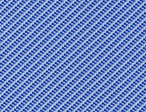 MST-DESIGN Wassertransferdruck Folie I Starter Set Klein I WTD Folie + Dippdivator/Aktivator + Zubehör I 4 Meter mit 50 cm Breite I Carbon Carbon-Look Blau I CD 221-7