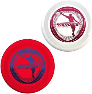 "Aerobie Medalist 175 Gram Ultimate Disc - Spin Master 10.63"" Diam. (Graphics May Vary) (Red)"