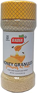 9.25 oz Honey Granules Pure Sugar Cane & Honey Sweetener Miel Granulada Kosher