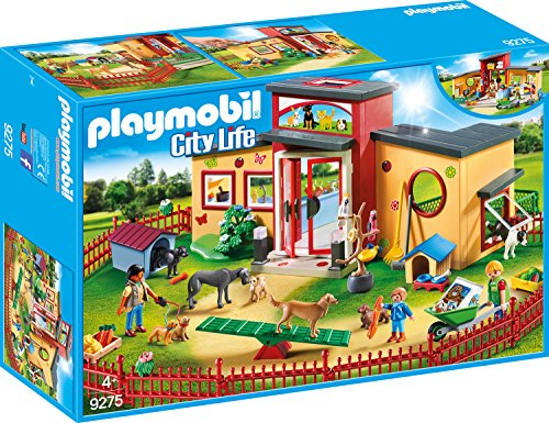 PLAYMOBIL City Life 9275 Tierhotel