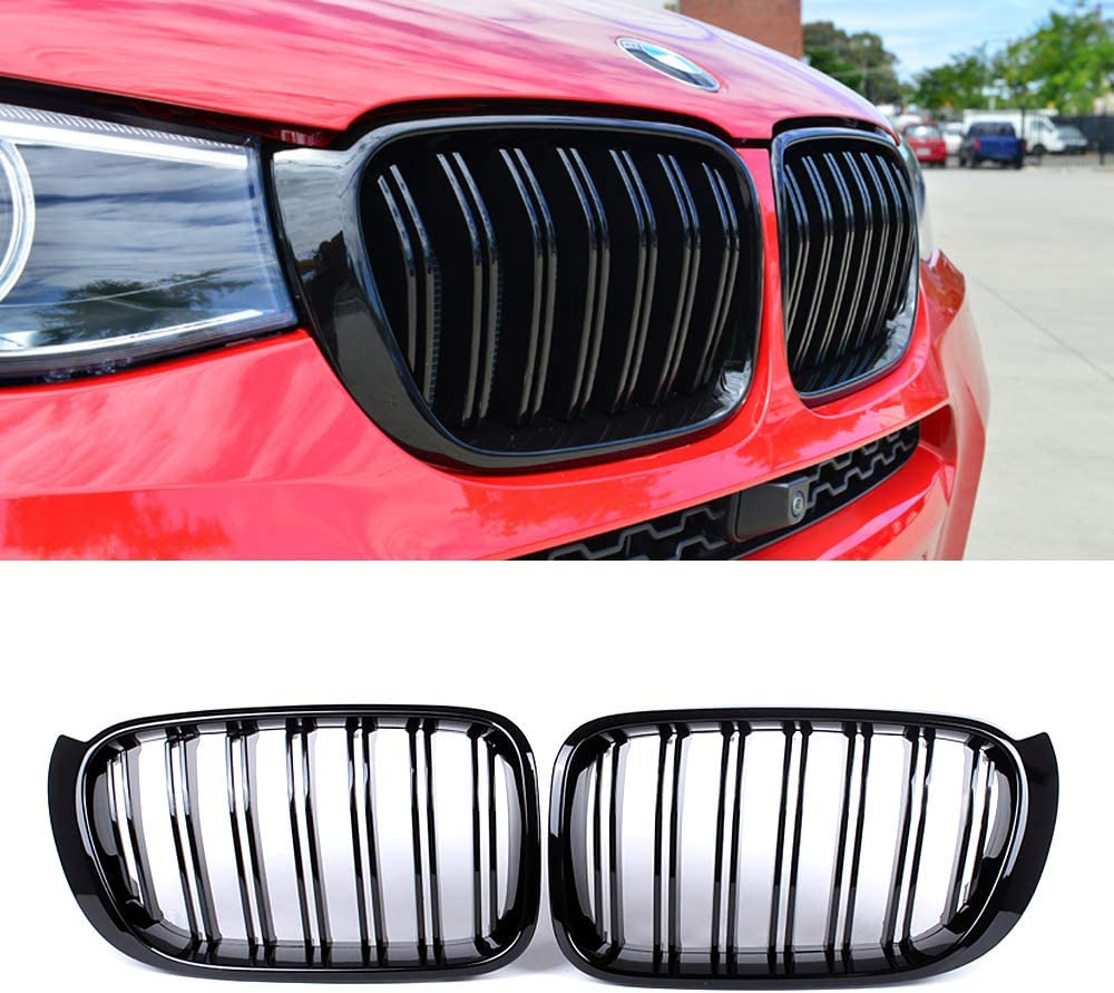 SNA F25 Ranking TOP7 Grill Compatible with X4 X3 BMW 2014-2018 New Shipping Free Shipping 2014-2017
