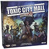 Edge Entertainment- Zombicide: Toxic City Mall, Multicolor (EDG0EDGZC02)