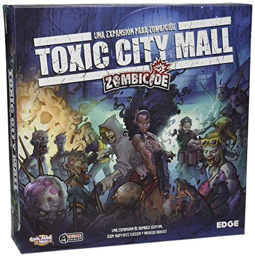 Edge Entertainment- Zombicide: Toxic City Mall, Multicolor (EDG0EDGZC02)