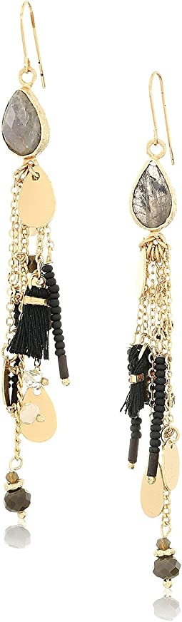 Lucky Brand - Fancy Tassel Earrings