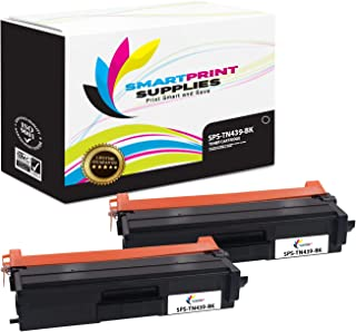 Smart Print Supplies Compatible TN439 TN439BK Ultra High Yield Toner Cartridge Replacement for Brother HL-L9310CDW L9310CDWTT, MFC-L9570CDW L9570CDWT Printers (9,000 Pages) - 2 Pack