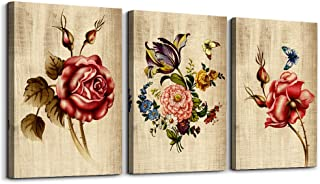 flowers watercolor Canvas Prints Wall Art Paintings, inspiration Home decoration Wall..