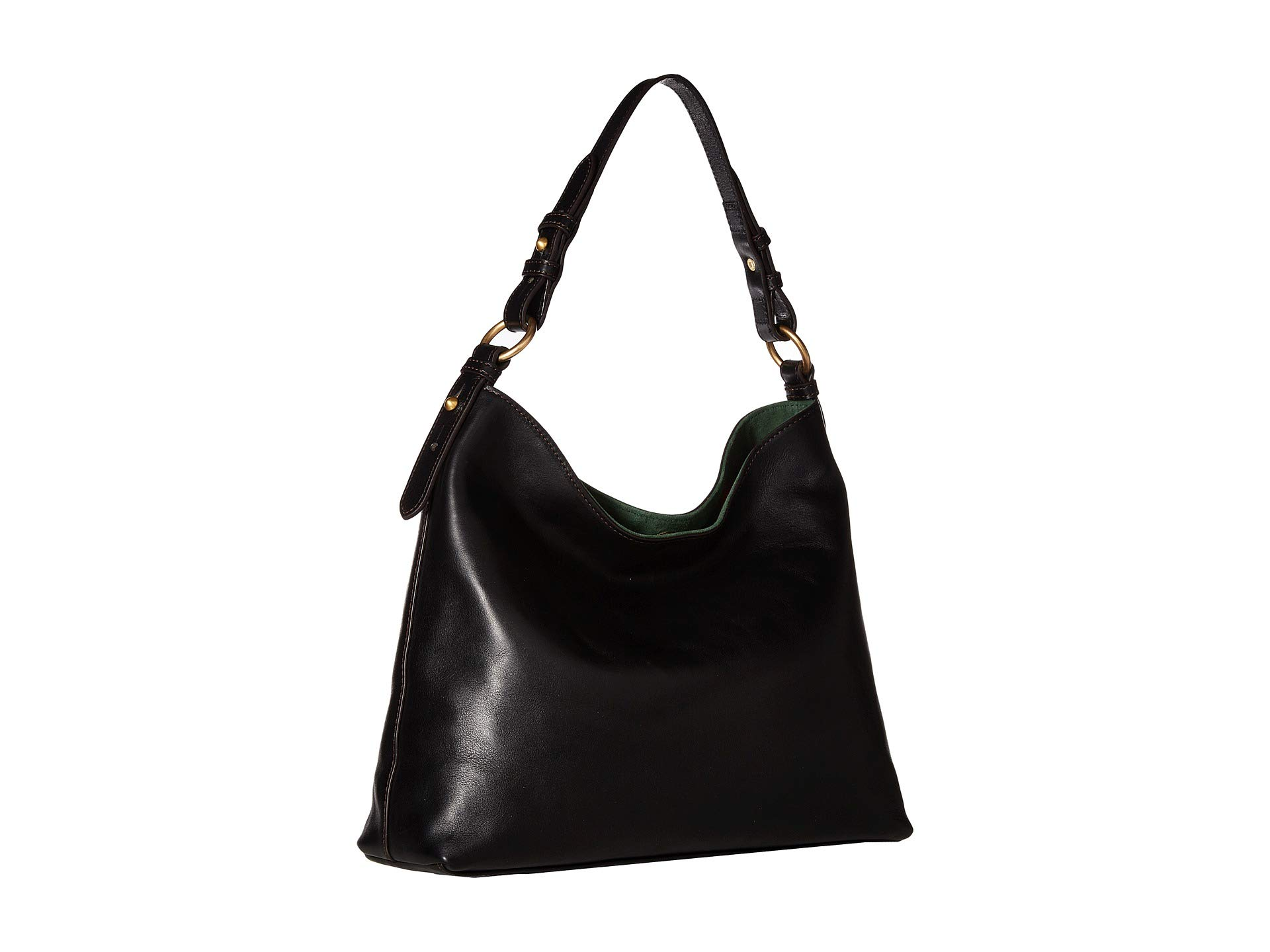 amp; Black Cooper Florentine Hobo black Trim Bourke Dooney Sp7wRWqR