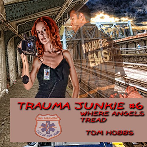 Where Angels Tread audiobook cover art