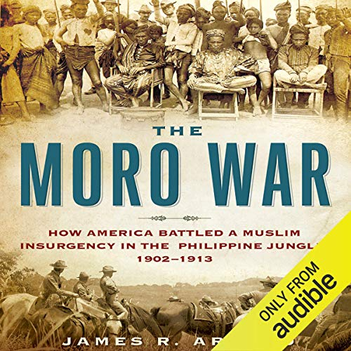 The Moro War cover art