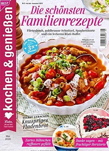 Kochen & Genießen 5/2020 Die schönsten Familienrezepte