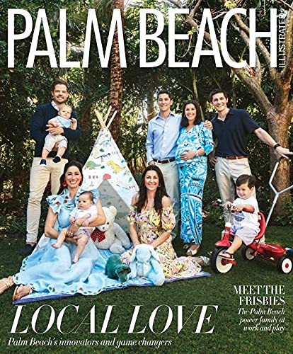 Palm Beach Illustrated - Fl