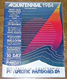Minneapolis Aquatennial Futuristic Fantasies 1984 Program