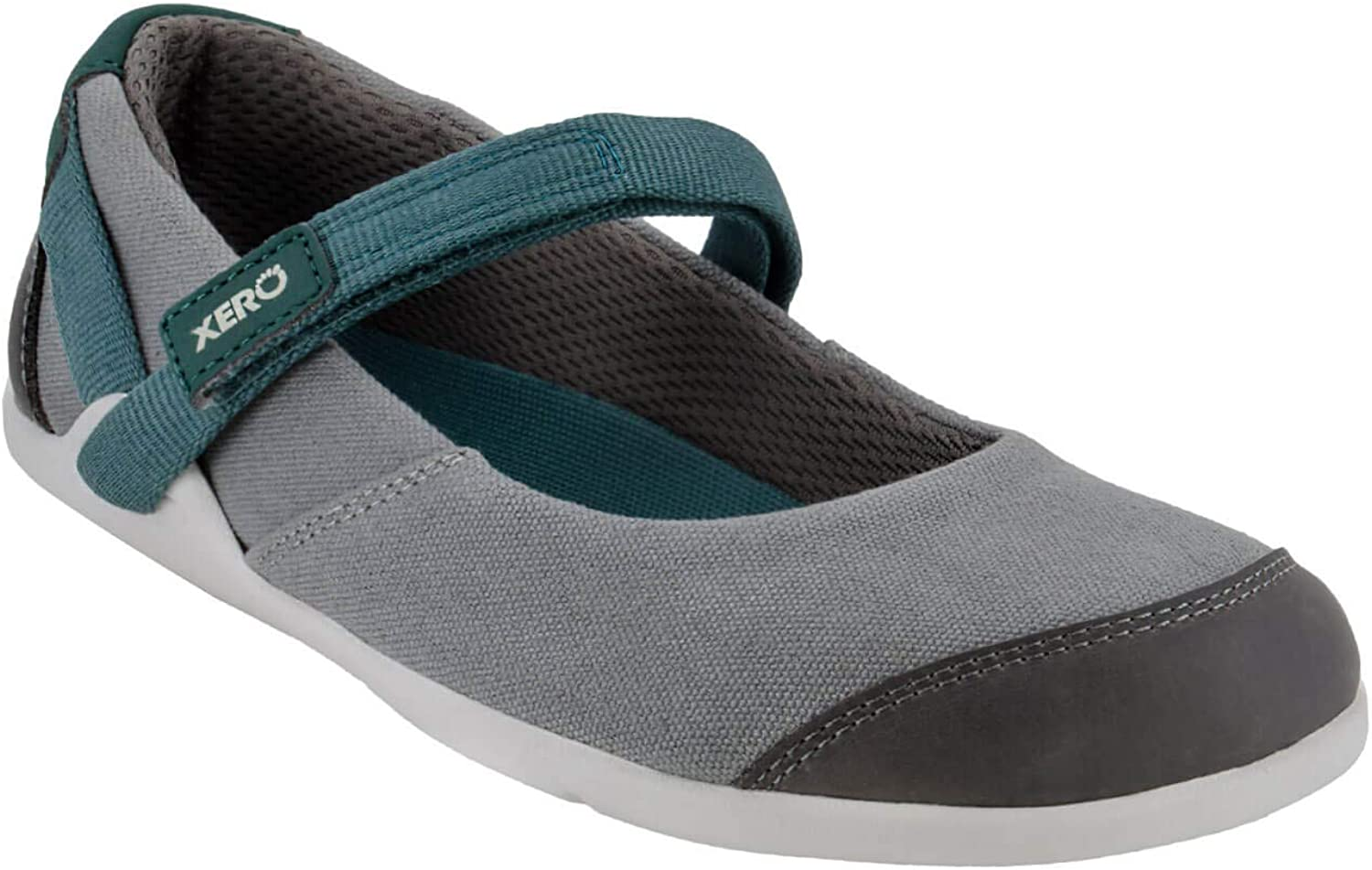 Xero shoes Cassie - Women's Mary-Jane Style Casual Canvas Barefoot-Inspired Minimalist Lightweight Zero-Drop shoes
