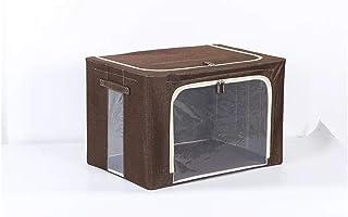 Oxford Tissu Panier de Stockage Vêtements Boîte Pliable sous-vêtements Organisateur Organisateur Blanchisserie Boîte de Fi...