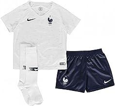 Nike 2018-2019 France Away Little Boys Mini Kit