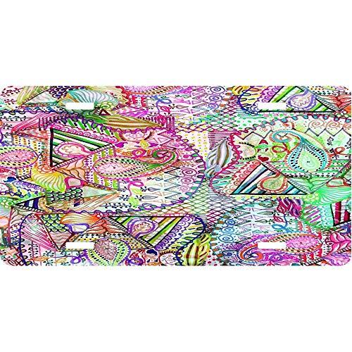 JIUXIAO 2 unids/Set Collar con Colgante de Cristal con Forma de corazón de Mejores Amigos para Mujeres y Hombres, Collares de Cadena de Color Dorado y Plateado, Regalo de joyería
