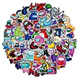 100Pcs Cartoon Game Waterproof Vinyl Stickers Decals for Laptop Water Bottles Bike Skateboard Luggage Computer Hydro Flask Toy Phone Snowboard. DIY Decoration as Gifts for Kids Girls Teens