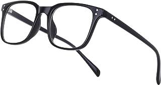 Vimbloom Blauwlichtfilter Bril voor Mannen Vrouwen Anti Oogvermoeidheid Anti Schittering Gaming Computer PC-bril Met UV-Be...