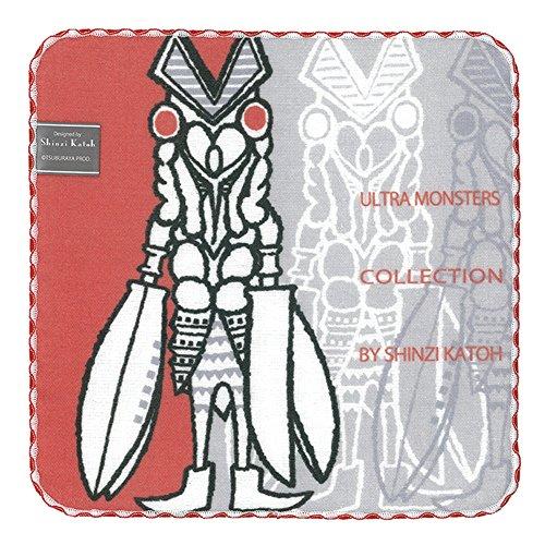シンジカトウ ウルトラモンスターズコレクション タオルチーフ バルタン星人2 SKTC119-06