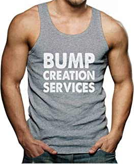 Tstars - Dad to Be Novelty - Bump Creation Service Men's Tank Top