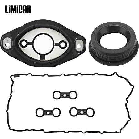 Jeyaic Strong Sealing Valve Cover Gasket for BMW E60 E70 E82 E83 E85 E86 E88 E89 E90 E91 E92 E93 Engine Seal Kit