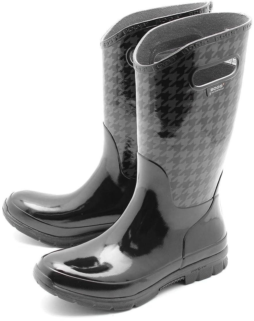 真珠のような歯痛竜巻[ボグス] バークレーハウンドトゥース 男性用兼女性用 72044 メンズ レディース 防水 防滑 保温 ブーツ(13101540)