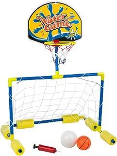 ColorBaby -  Juguete 2 en 1 para Waterpolo y Baloncesto (42685)