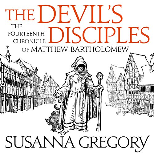 The Devil's Disciples audiobook cover art