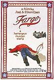 FARGO Movie Poster Druck ca. Größe 30,5x 20,3cm