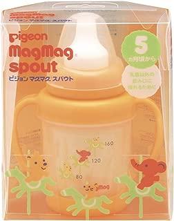 ピジョン Pigeon マグマグ スパウト 200ml 5ヵ月頃から