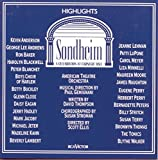 Sondheim - A Celebration at Carnegie Hall (Highlights from the 1992 Concert Cast)