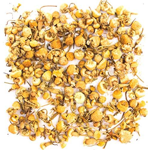 Tea Lab   Organic Chamomile Flower Tea - Detox & Calming Tea - 35 Grams