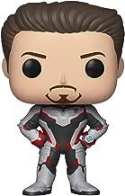 Funko Pop! Marvel: Avengers Endgame - Iron Man, Multicolor