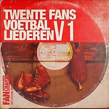 Twente Fans Voetbal Liederen V1 2e editie