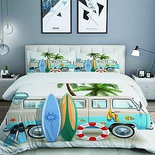 Amazon Fr Housse De Couette Surf