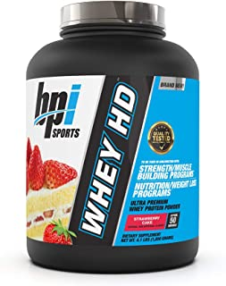 Best bpi whey protein 5lbs Reviews